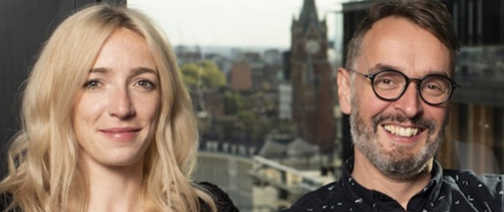 Laura Monks and Tom Lewis Named Co-MDs At Decca