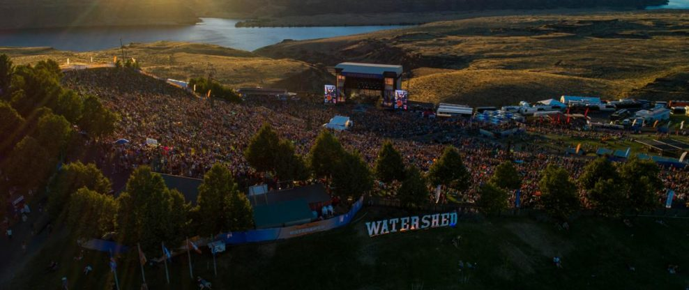 The Watershed Festival