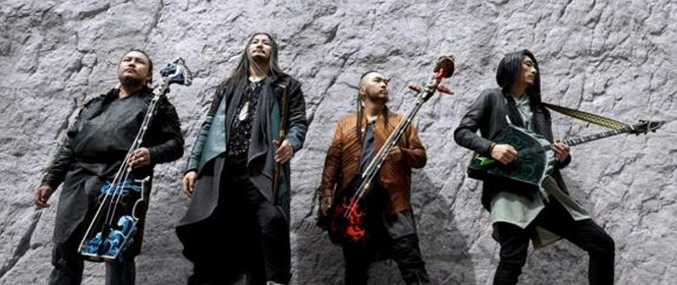 Mongolian Rock Sensation THE HU Announce 2020 U.S. Tour And Festival Dates
