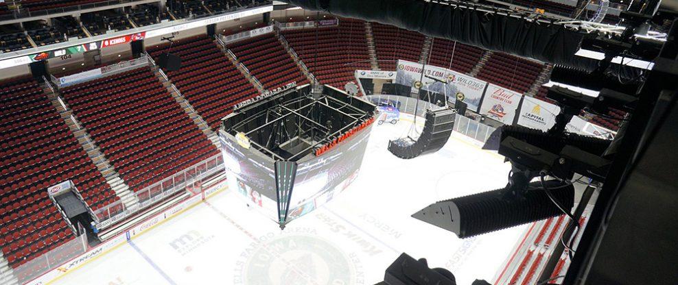 The Wells Fargo Arena