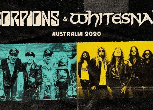 Scorpions & Whitesnake