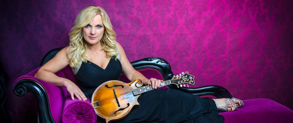 Rhonda Vincent Invited to Join The Grand Ole Opry