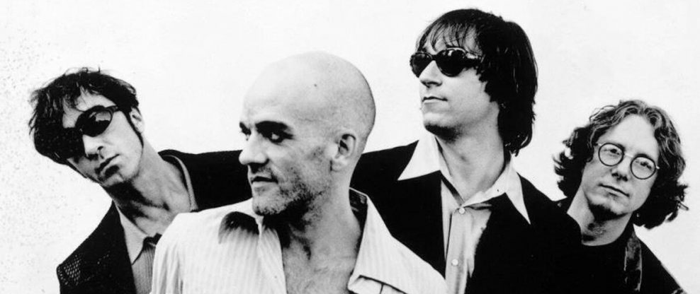 R.E.M.'s 'It's The End Of The World As We Know It' Has Re-Entered The Charts Amid COVID-19