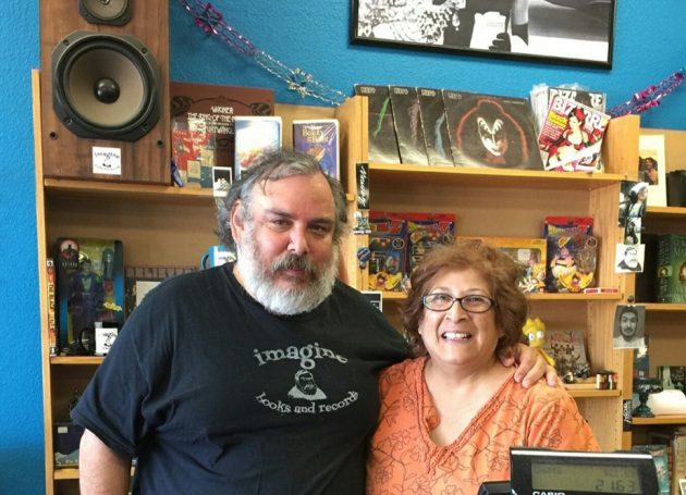 Facing Eviction, San Antonio's Imagine Books and Records Launches A GoFundMe Campaign