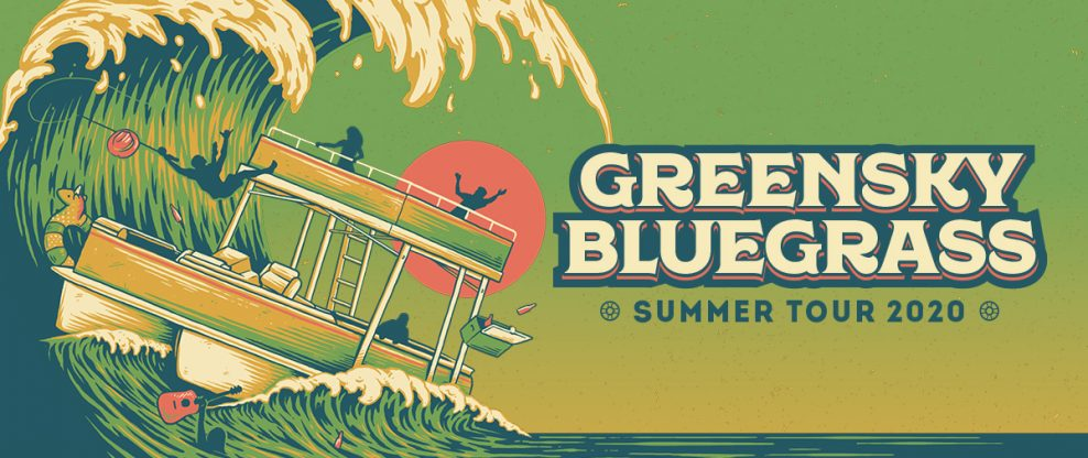 Greensky Bluegrass Announce New Dates For The Summer Of 2020