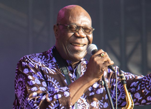 African Jazz Great Manu Dibango Dies In France Of Coronavirus
