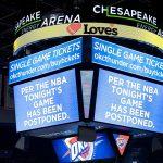 NBA Postponed