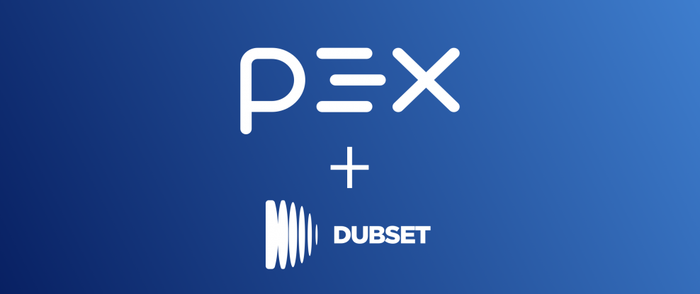 Pex Acquires Dubset Media