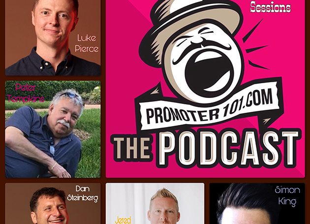 Promoter 101 Epsiode 206: Pepper Entertainment's Jered Johnson