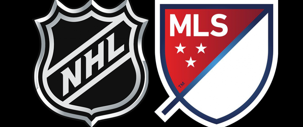 The National Hockey League And Major League Soccer Suspend Seasons