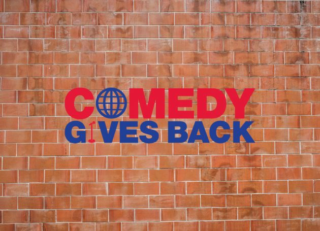 Comedians Team Up For Laugh Aid Live Streamed Comedy Event