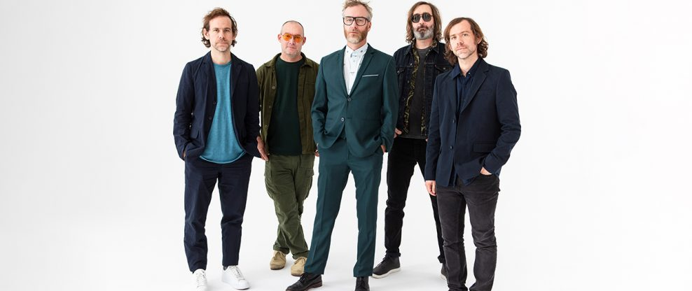 The National Announces Cancelation Of Japan Tour Due To Threat of Coronavirus