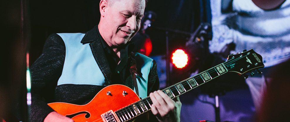 The Reverend Horton Heat Claims Performing In The Pandemic Is A Constitutional Right