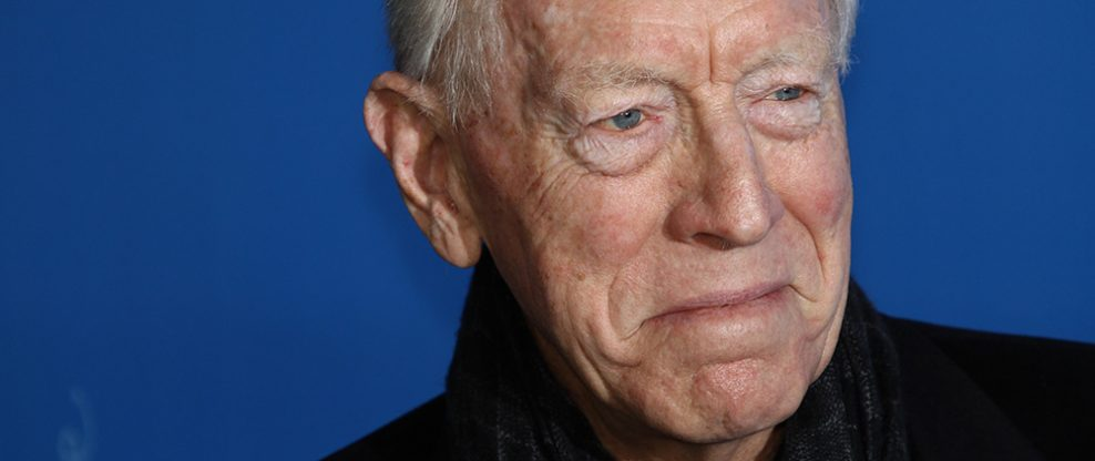 Actor Of Stage And Screen Max von Sydow Dead At 90