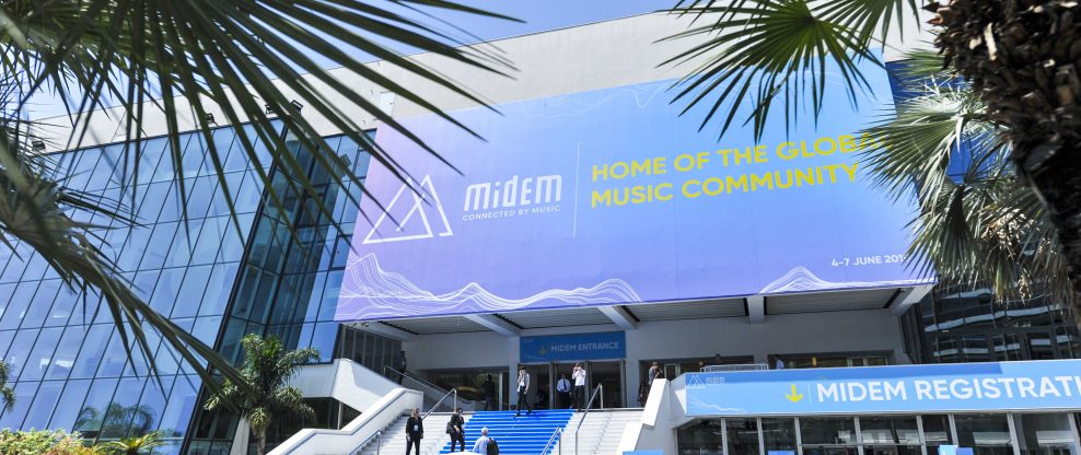 MIDEM Canceled, Keynotes To Move Online
