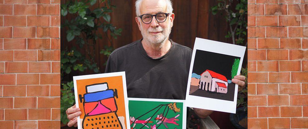 Steve Gerstman Launches An Art Gallery Website