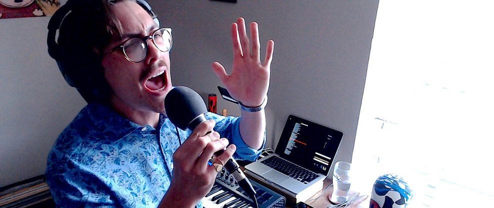 Electronic Artist Marc Rebillet Plots US Drive-In Theatre Tour Amid Pandemic