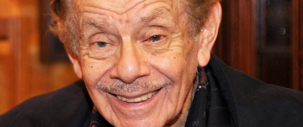 Actor And Comedian Jerry Stiller Dies of Natural Causes