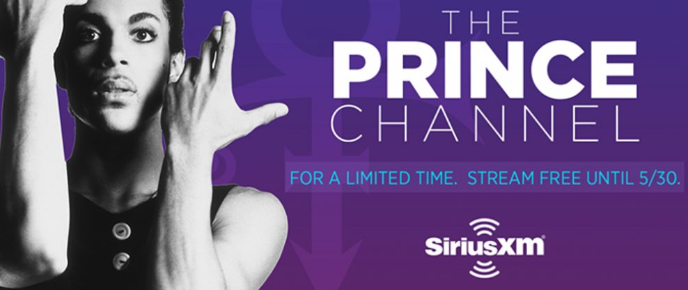 SiriusXM's To Launch New Channels Featuring Exclusive Content From Bowie, Eagles, Led Zeppelin, Prince and Rolling Stones Channels