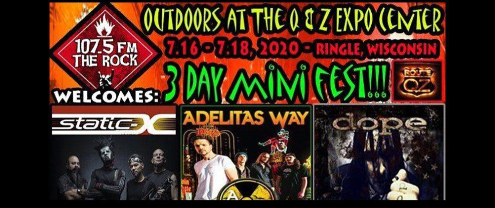 3 Day Mini-Fest
