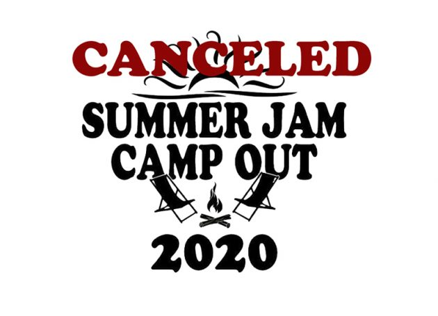 Summer Jam Camp Out