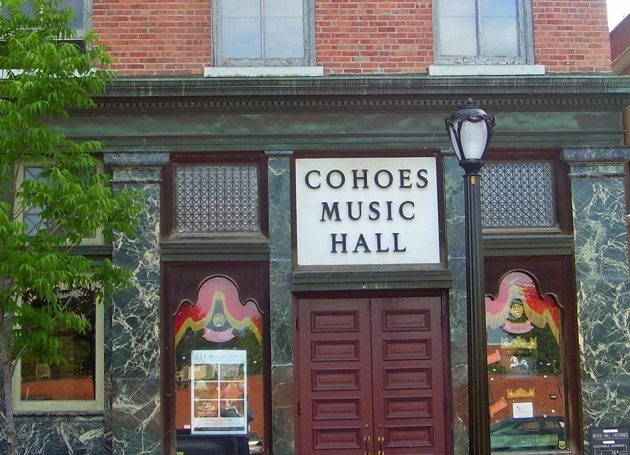 Cohoes Music Hall