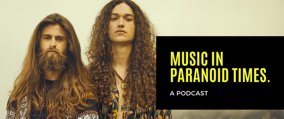 Music In Paranoid Times: Episode 10 Ft. Crown Lands