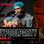 Scarypoolparty