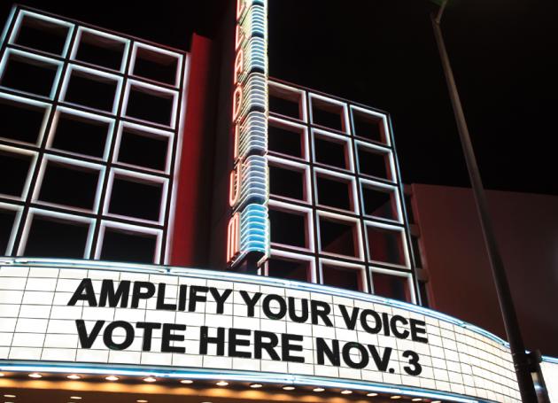Live Nation Votes