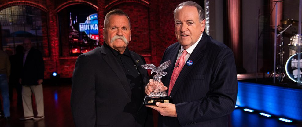 Charlie Daniels Jr. & Mike Huckabee