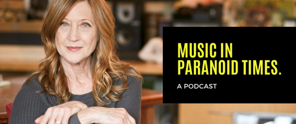 Music In Paranoid Times: Episode 15 Ft. Judy Stakee, Former Sr. VP of Creative Warner Chappell Music