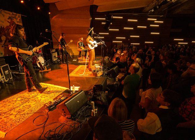 Nikki Lane performs at Tacoma's Fawcett Hall
