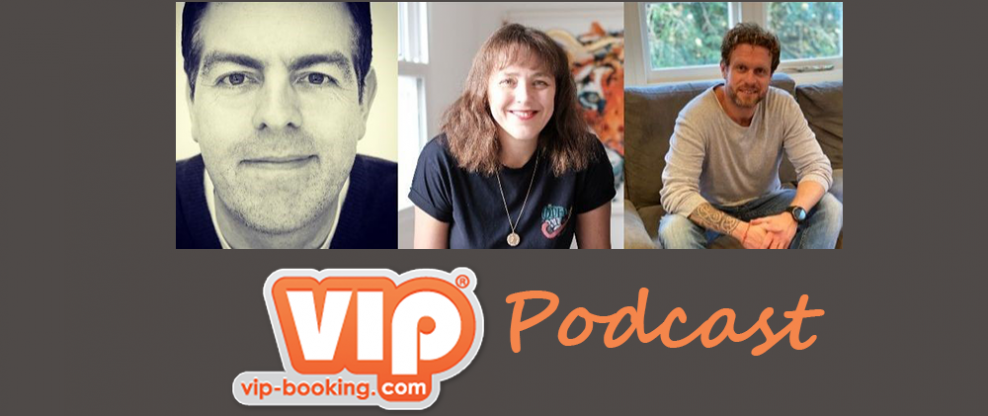 VIP Booking Podcast