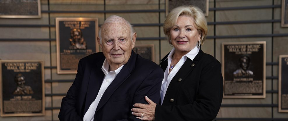 Jerry and Connie Bradley
