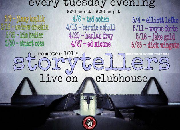 Storyteller Series