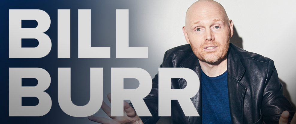 Bill Burr Announces North American Tour