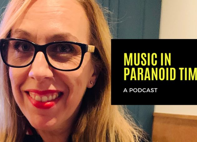 Music In Paranoid Times: Episode 17 Ft. Cristina Fernandes, Listen Harder Publicity