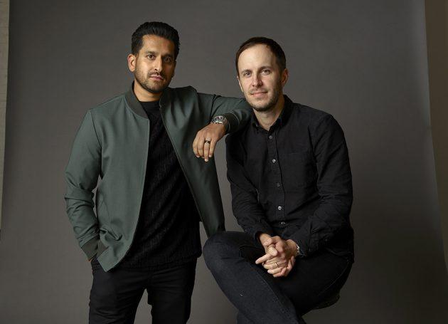 Imran Majid and Justin Eshak