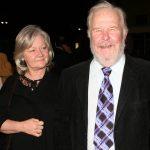 Ned Beatty and wife Sandra