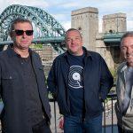 Rob Seaman, John Dance, Marty Smith