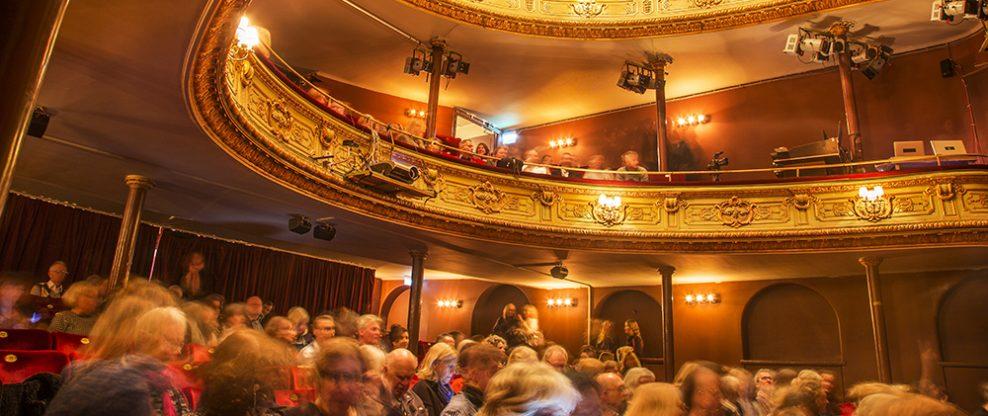 ASM Global To Operate Stockholm's Södra Teatern