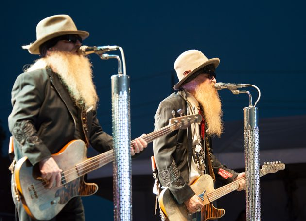 Dusty Hill & Billy Gibbons
