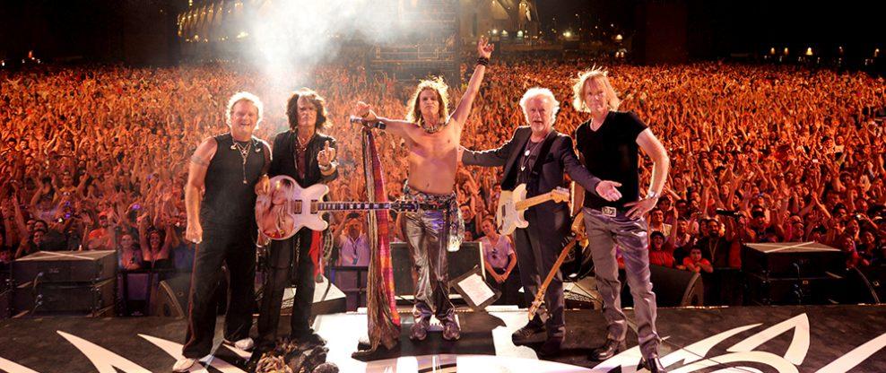 Aerosmith Strikes An Expansive Deal With UMG