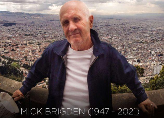 Mick Brigden