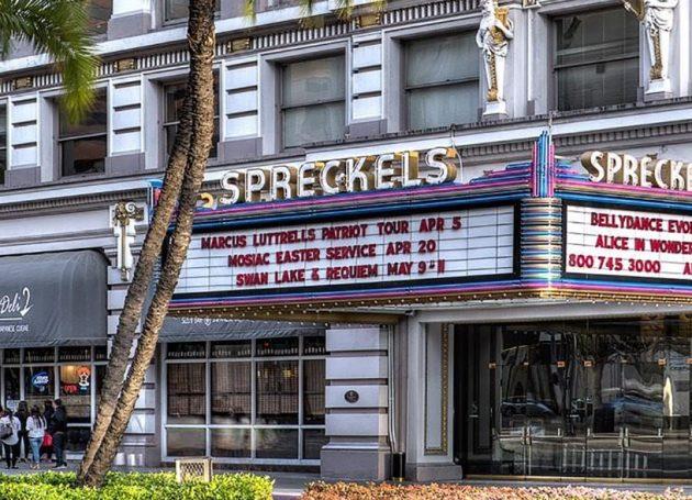 Spreckel's Theatre
