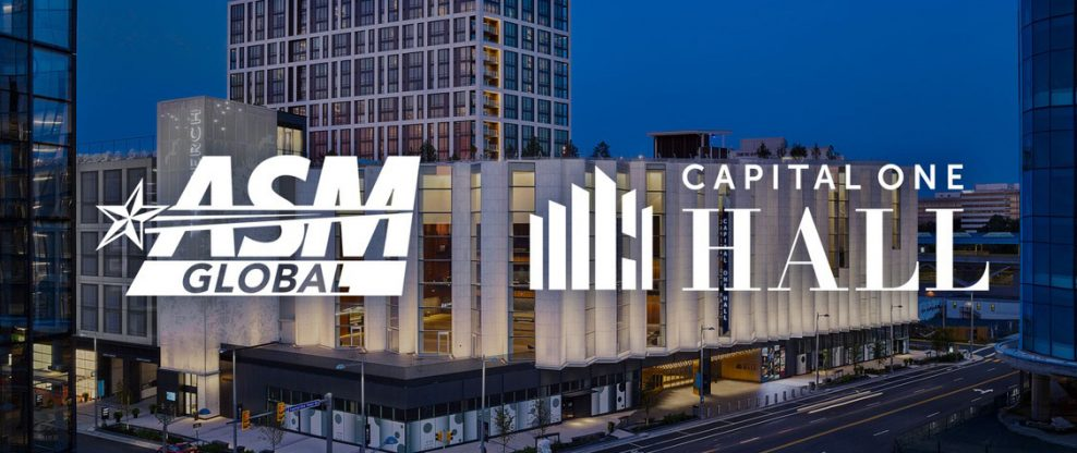 Capital One Hall