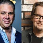 Loud And Live's Nelson Albareda and ASM Global's John Boyle