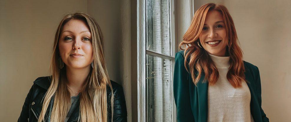Shania Smith & Jessica Bonner